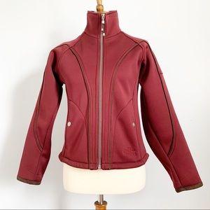 REI Hot Chilly's Zip Up Fleece Winter Jacket